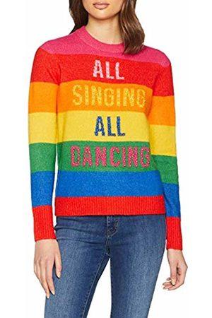 warehouse Women's All Singing All Dancing Jumper, (Multi)