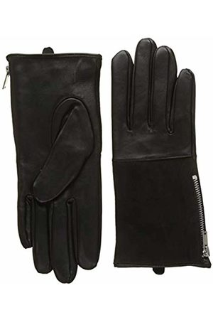Pieces Women's Pcfan Leather Glove