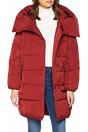 warehouse Women Coats - Women's Asymmetric Padded Coat