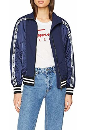 Tommy Hilfiger Women's Tape Detail Bomber Jacket