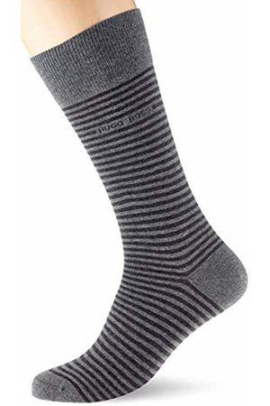 HUGO BOSS Men's Marc Rs Stripe Cc Calf Socks, (Medium 031)