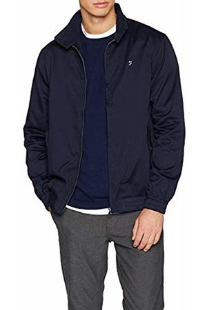 Farah Jeans Men Coats - Men's Stirling Coat, (Dark Navy)
