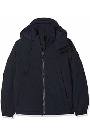 HUGO BOSS Casual Men's Orteel Jacket, (Dark 404)