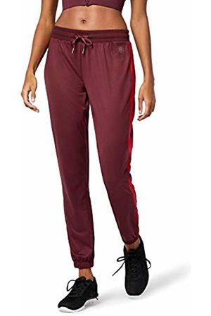 AURIQUE Side Stripe Sports Trousers, (Port Royale/Jester )