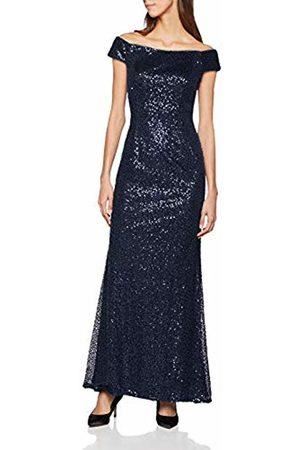 Adrianna Papell Women Party Dresses - Women's AP1E204606 Party Dress, (Midnight)