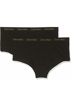 Calvin Klein Girl's 2 Pack Shorty Bikini