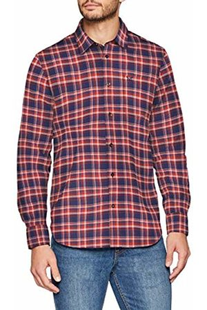J.Crew Men's Flannel Classic Check Shirt Casual