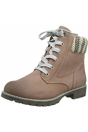 Jana Women's 8-8-26214-21 521 Combat Boots
