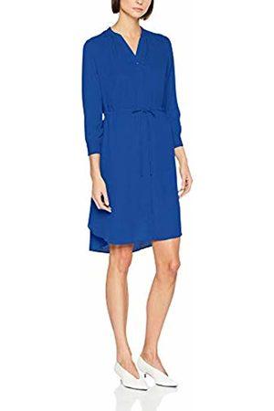 Selected Femme Women's Slfdamina 7/8 Dress Depths