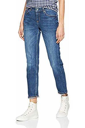 Scotch&Soda Maison Women's Nos-The Keeper-Deep Straight Jeans, 2677