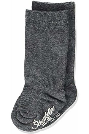 Sterntaler Baby Boys' Kniestrümpfe DP uni Calf Socks
