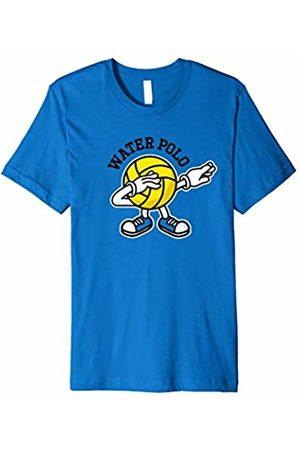 Funny water polo sport club coach shirts gift idea Funny dabbing Water Polo ball dab swimming team T-Shirt tee