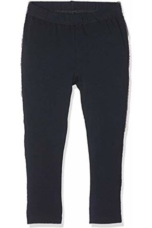 Name it Girl's Nmfrastri Legging, Dark Sapphire