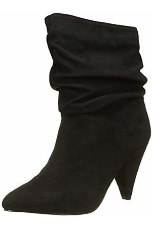 Call it Spring Women's Haalenna Ankle Boots, (Jet 001)