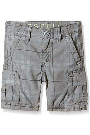 Esprit Boy's Woven Bermuda Plain Shorts