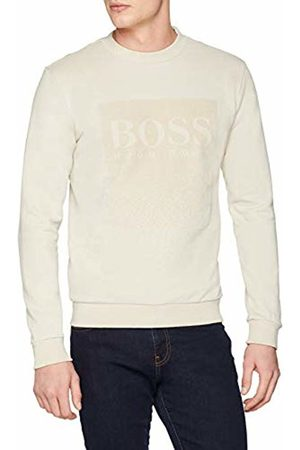 HUGO BOSS Casual Men's Wolflike Sweatshirt, (Open 062)