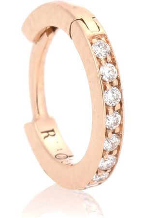 Repossi Berbere 18kt rose single earring with diamonds
