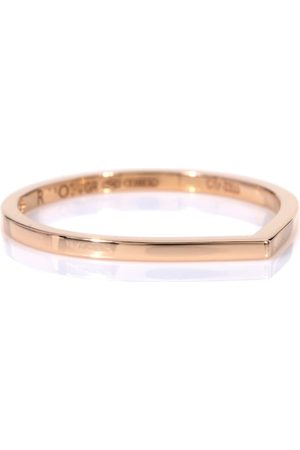 Repossi Women Rings - Antifer 18kt rose ring