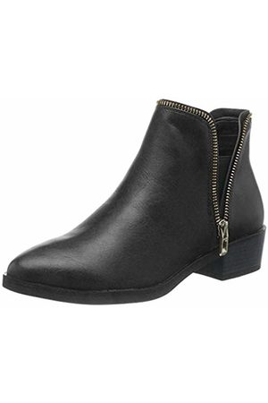 Call it Spring Women's Umigon Ankle Boots, (Jet 001)