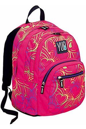 Seven for all Mankind Zaino Format Murales Girl Children's Backpack, 43 cm