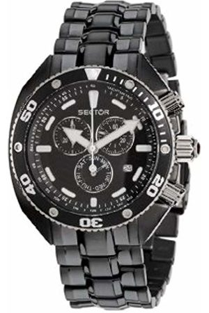 Sector Men's Watch R3273670325 In Collection Ocean Master With Dial & Colour Stainless Steel Plated Strap