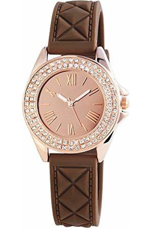 Excellanc Excel Ladies Wristwatch Quartz Analog XS LANC Different Materials 195532600003