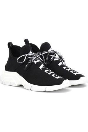 Prada Stretch-knit sneakers