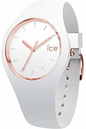 Ice-Watch ICE glam Rose-Gold - Women's wristwatch with silicon strap - 000978 (Medium)