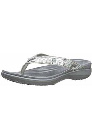Crocs Women's Capri V Sequin Flip Flops