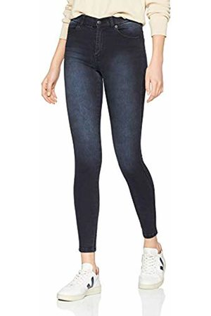 Dr Denim Women's Lexy Slim Jeans, (Pitch Dark E04)