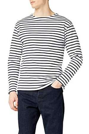 Armor.lux Men's 1525 Striped Long Sleeve T-Shirt