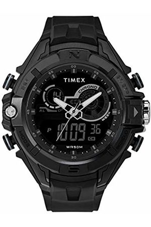 Timex Mens Digital Watch with Resin Strap TW5M23300