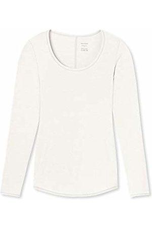 Schiesser Women's Personal Fit Shirt 1/1 Arm Vest, (naturweiss 412)