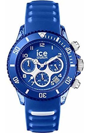 Ice-Watch ICE aqua Marine - Men's (Unisex) wristwatch with silicon strap - Chrono - 001459 (Medium)