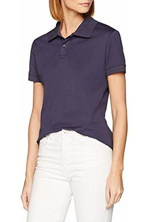 Trigema Women's 526601 Polo Shirt, (Deep 195)