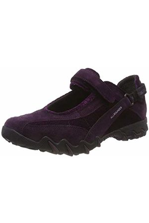 Mephisto Allrounder Women's NIRO Training Shoes, Dk C.Suede H.Soft 72