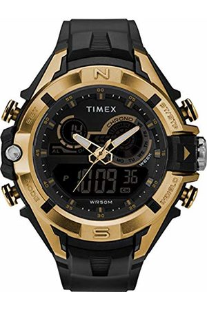Timex Mens Digital Watch with Resin Strap TW5M23100