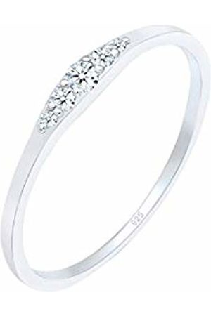 DIAMORE Women Solitaire Engagement Ring - 0606640418_54