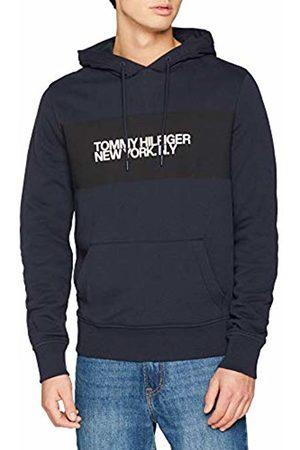 Tommy Hilfiger Men's Big Scale Logo Hoody