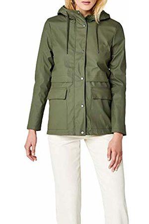 Only Women's onlTRAIN Short Raincoat OTW NOOS, Kalamata