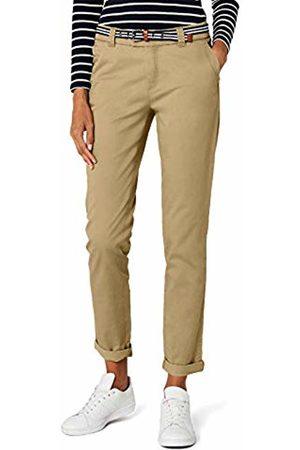 Esprit Women's Chino Trousers - - UK 10/L32