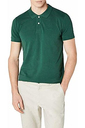 Esprit Men's 998ee2k808 Polo Shirt, (Dark 300)