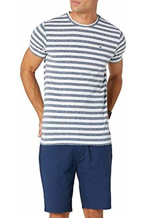 Tommy Hilfiger Men's Essential Stripe Short Sleeve T-Shirt