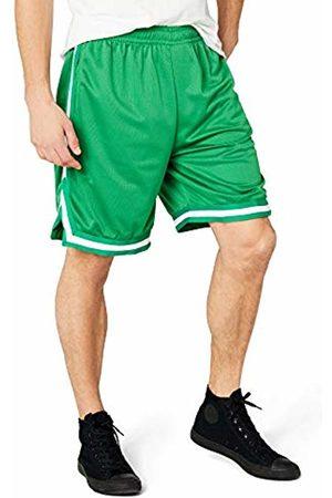 Urban classics Men's Stripes Mesh Shorts Short
