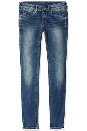 Pepe Jeans Girl's Pixlette Pg200242y35 Jeans, Blue (Denim)