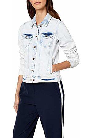 Esprit Women's 028cc1g011 Denim Jacket