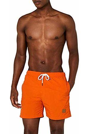 Urban classics Men's Block Swim Shorts Shirt