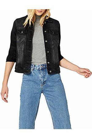 Esprit Women's 028cc1g011 Denim Jacket, ( Dark Wash 911)