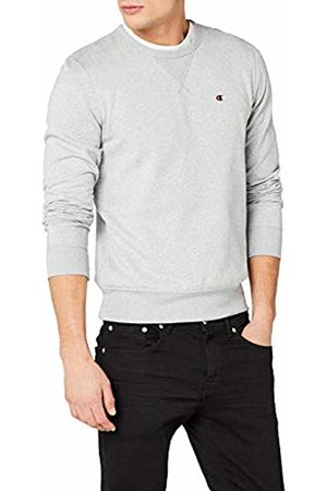 Champion Men's Crewneck Sweatshirt-C-Logo