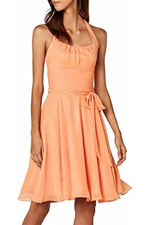 Astrapahl Women's co8002ap Knee-Length Plain Cocktail Sleeveless Dress